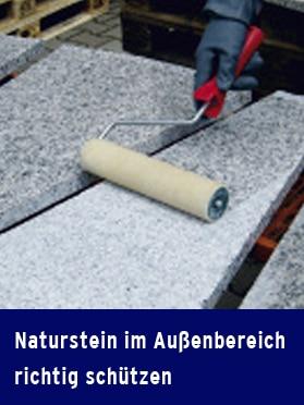 """Produkt: Download Expertenwissen """"Naturstein im Außenbereich richtig schützen"""""""