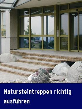 """Produkt: Download Expertenwissen """"Natursteintreppen richtig ausführen"""""""