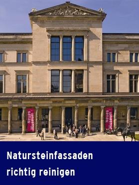 """Produkt: Download Expertenwissen """"Historische Natursteinfassaden richtig reinigen"""""""
