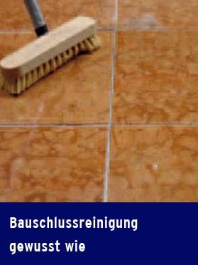 """Produkt: Download Expertenwissen """"Bauschlussreinigung – gewusst wie!"""""""