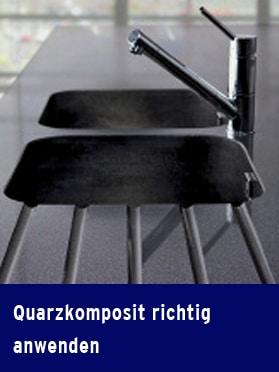"""Produkt: Download Expertenwissen """"Quarzkomposit richtig anwenden"""""""