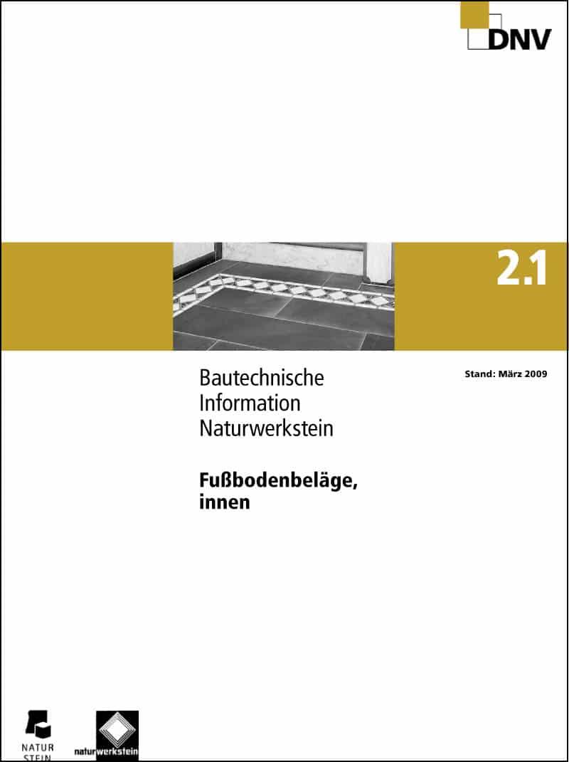 Produkt: DNV BTI 2.1. Fußbodenbeläge, innen