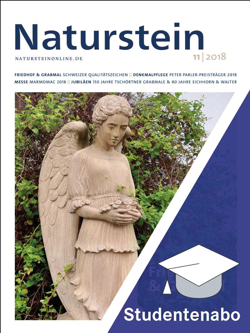 Produkt: Naturstein Studentenabonnement Print