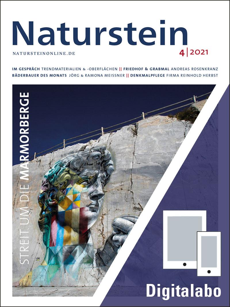 Produkt: Naturstein Jahresabonnement Digital