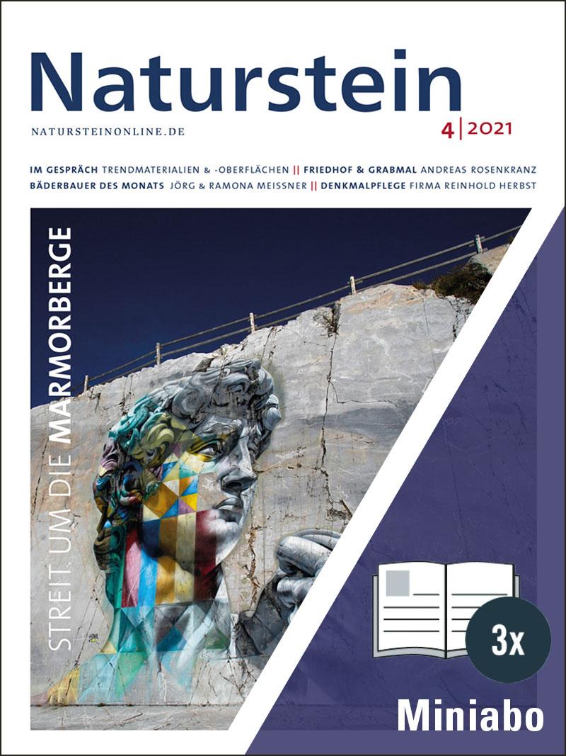 Produkt: Naturstein Miniabo
