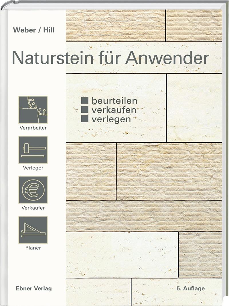 Produkt: Naturstein für Anwender, 5. Auflage