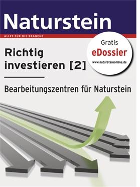 Produkt: Bearbeitungszentren für Naturstein