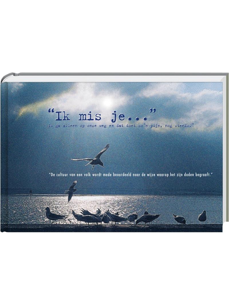 Produkt: Ik mis je … (Niederländisch)