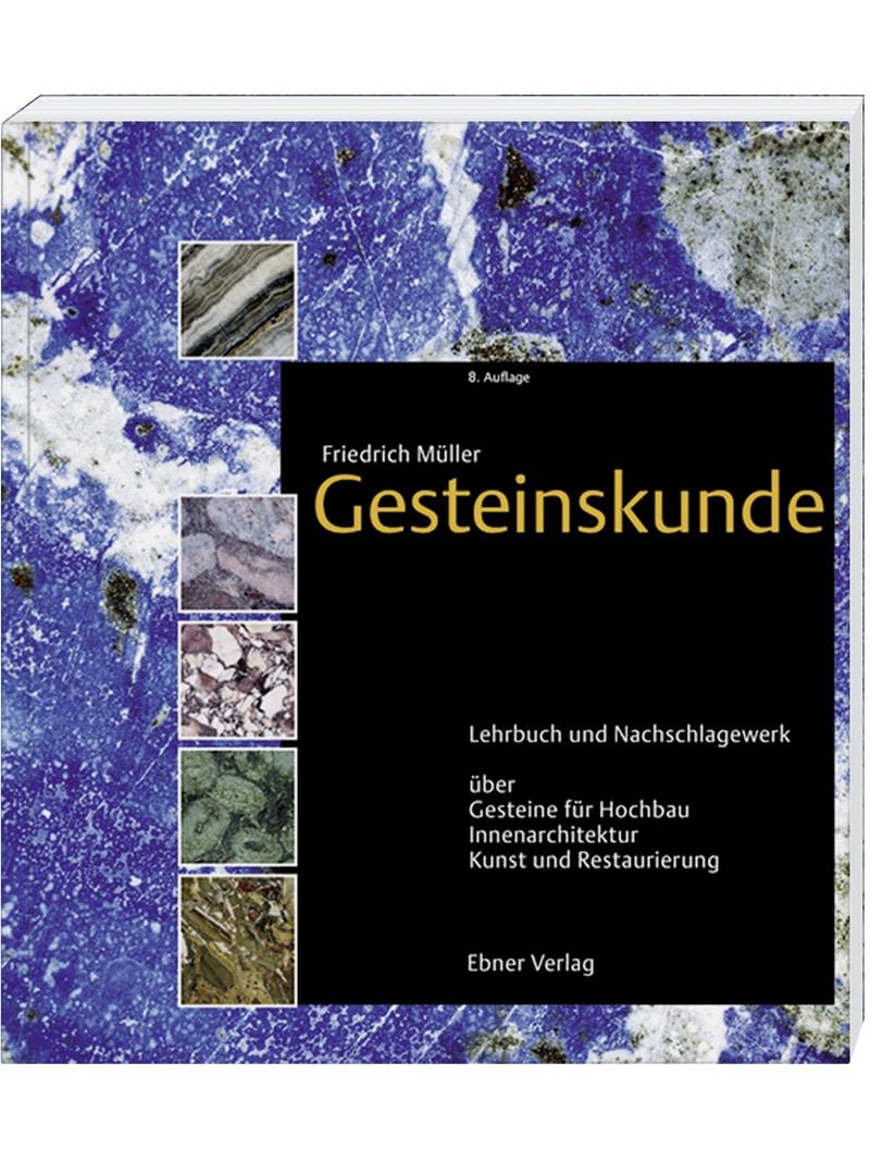 Produkt: Gesteinskunde 8. Auflage