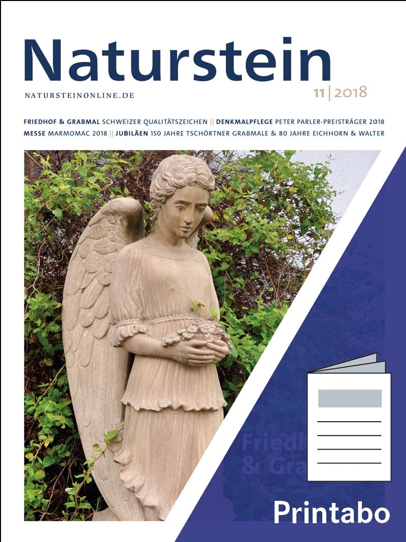 Produkt: Naturstein Abo Print