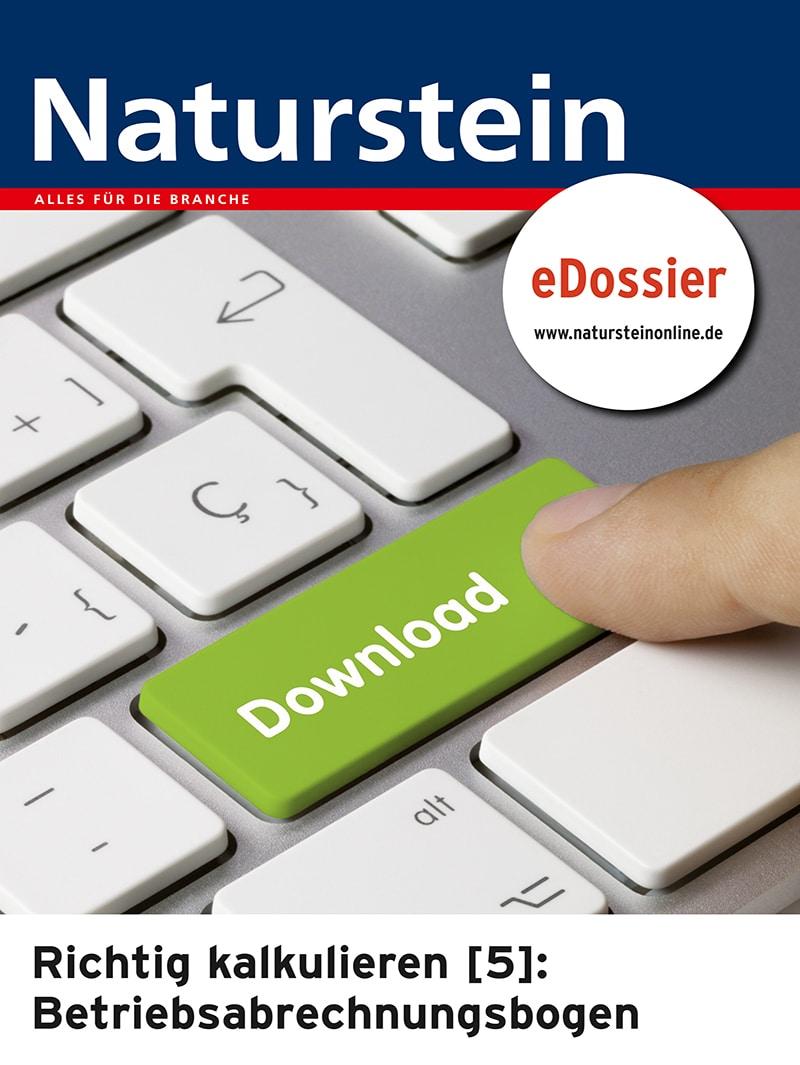 Produkt: Download Richtig kalkulieren (5): Betriebsabrechnungsbogen