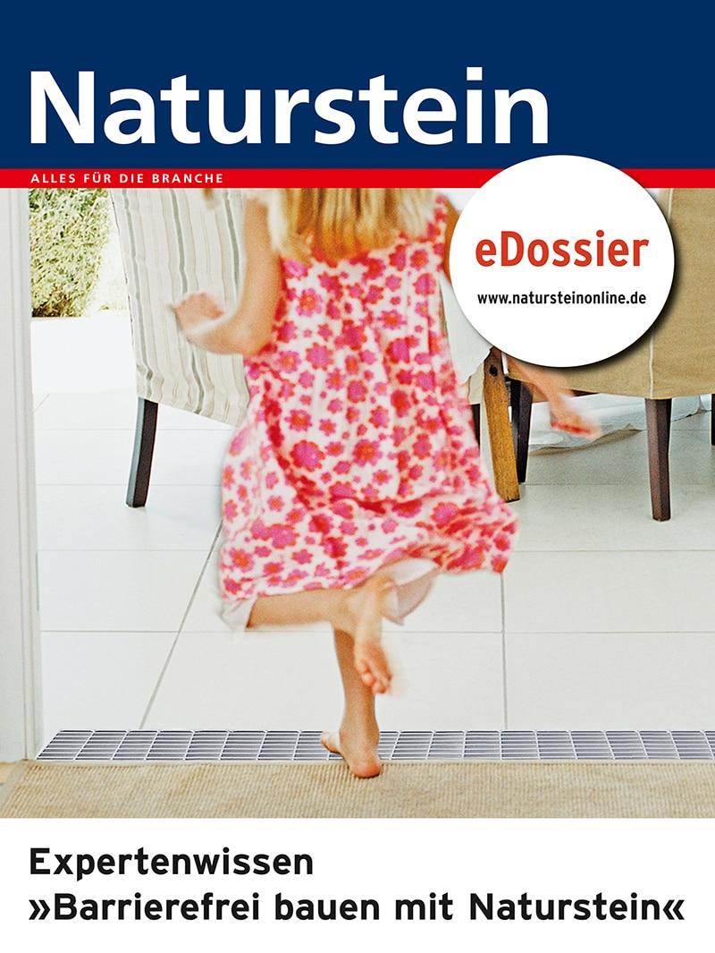 """Produkt: Download Expertenwissen """"Barrierefrei bauen mit Naturstein"""""""