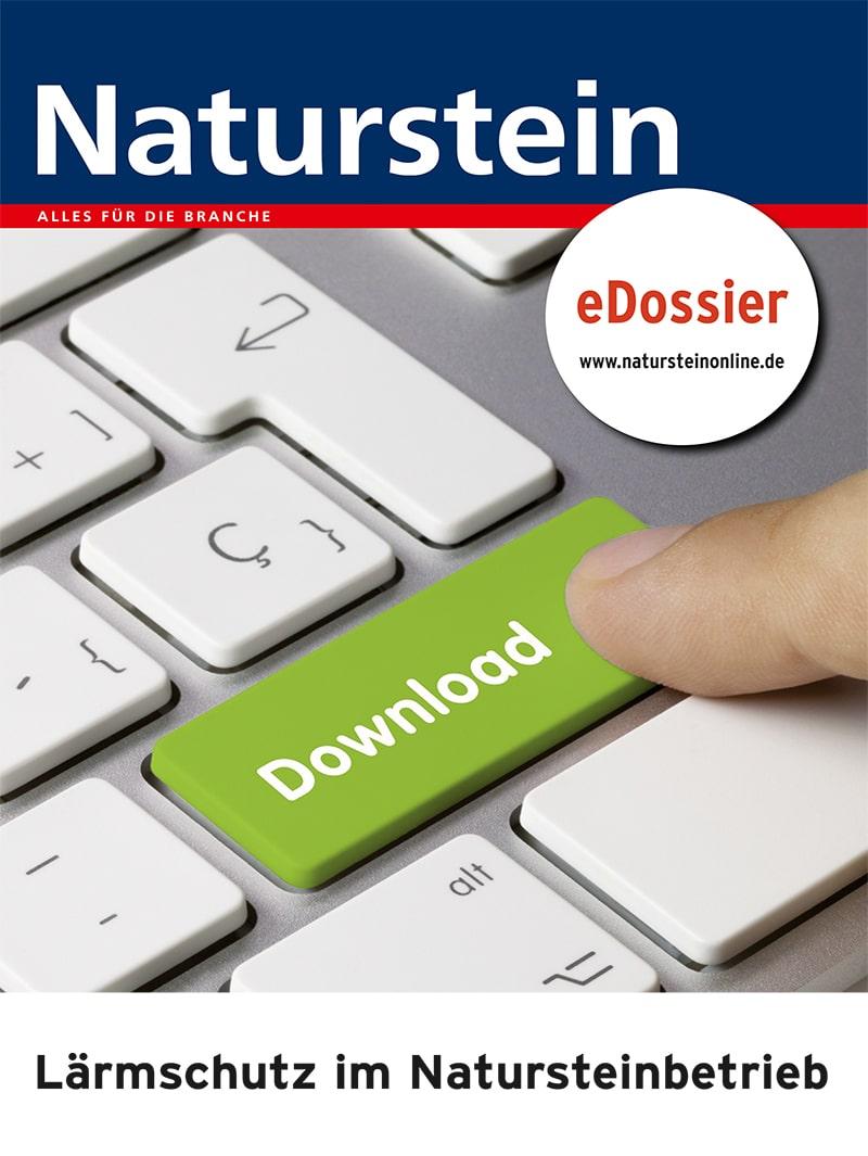 Produkt: Download Lärmschutz im Natursteinbetrieb