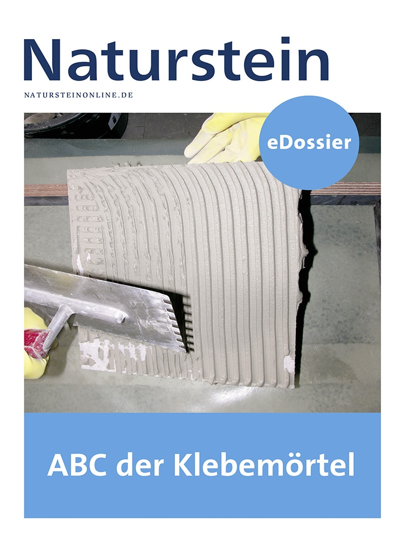 Produkt: Download ABC der Klebemörtel