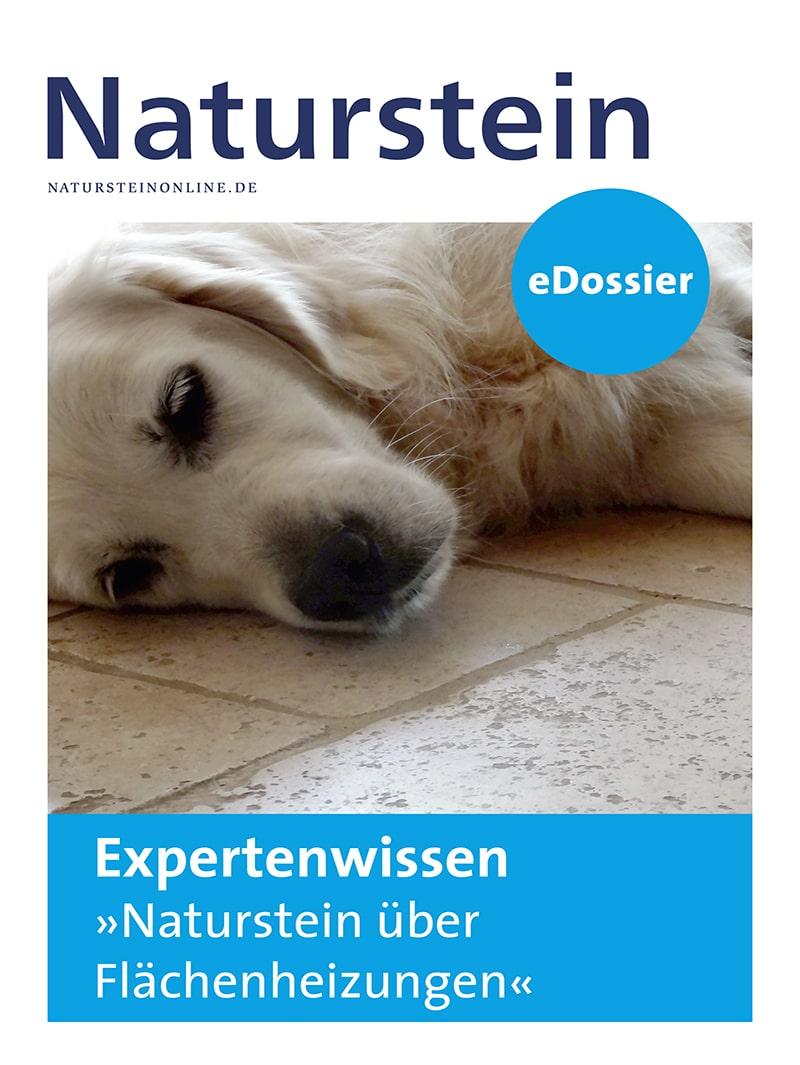 """Produkt: Download Expertenwissen """"Naturstein über Flächenheizungen"""""""