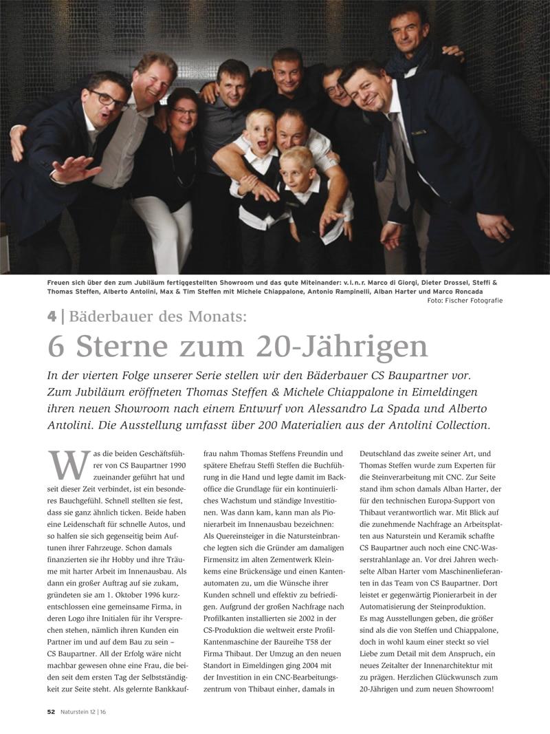 Produkt: Download Bäderbauer des Monats (4): CS Baupartner GmbH