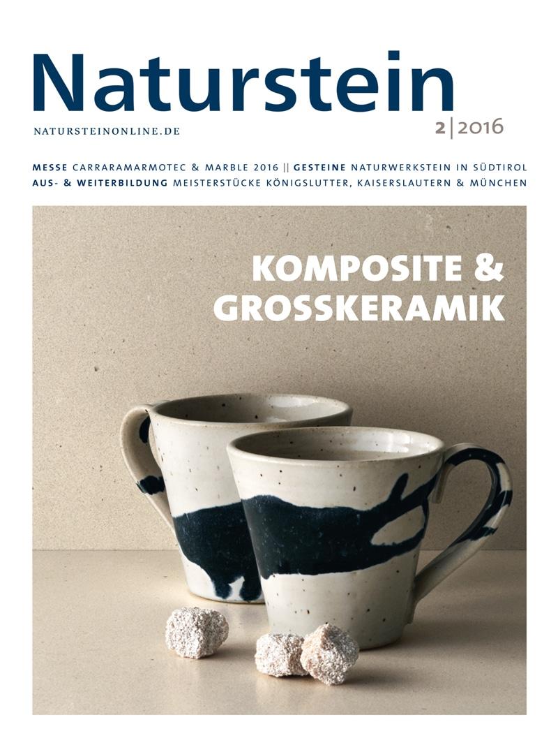 Produkt: Naturstein 02/2016 Digital