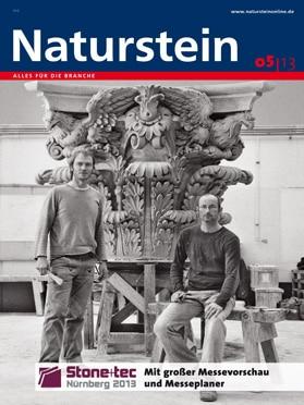 Produkt: Naturstein 5/2013 Digital