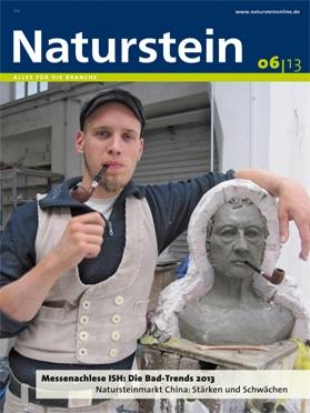 Produkt: Naturstein 6/2013 Digital