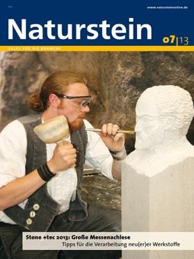 Produkt: Naturstein 7/2013 Digital