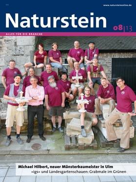 Produkt: Naturstein 8/2013 Digital