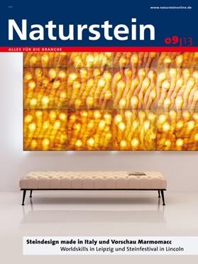 Produkt: Naturstein 9/2013 Digital