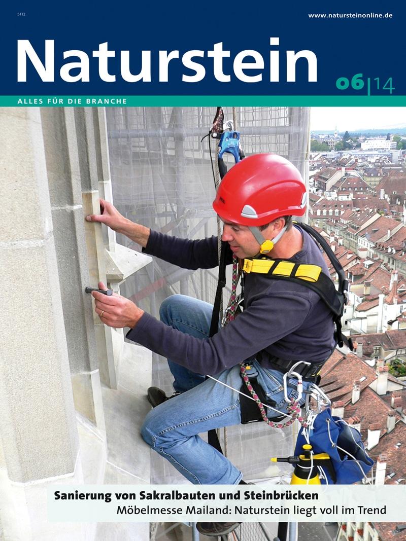 Produkt: Naturstein 6/2014 Digital