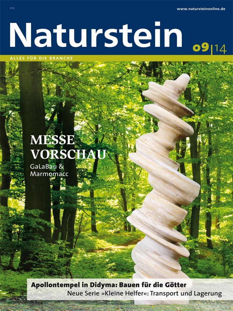 Produkt: Naturstein 9/2014 Digital