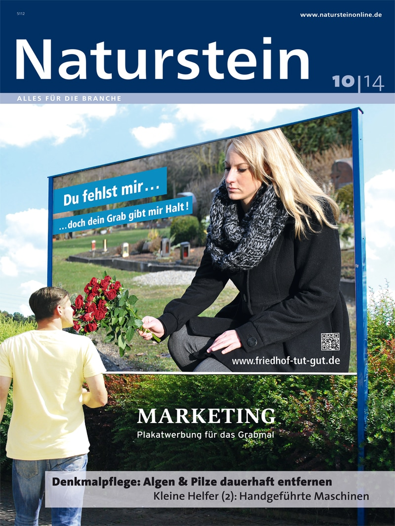 Produkt: Naturstein Digital 10/2014