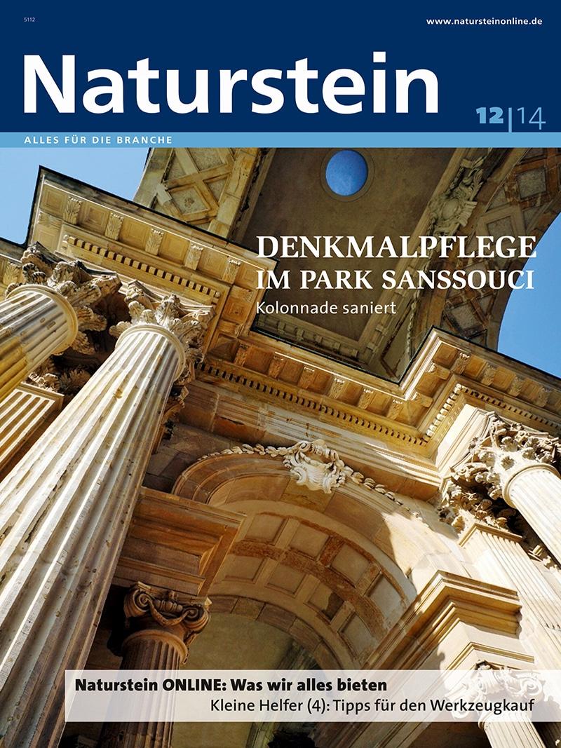 Produkt: Naturstein 12/2014 Digital