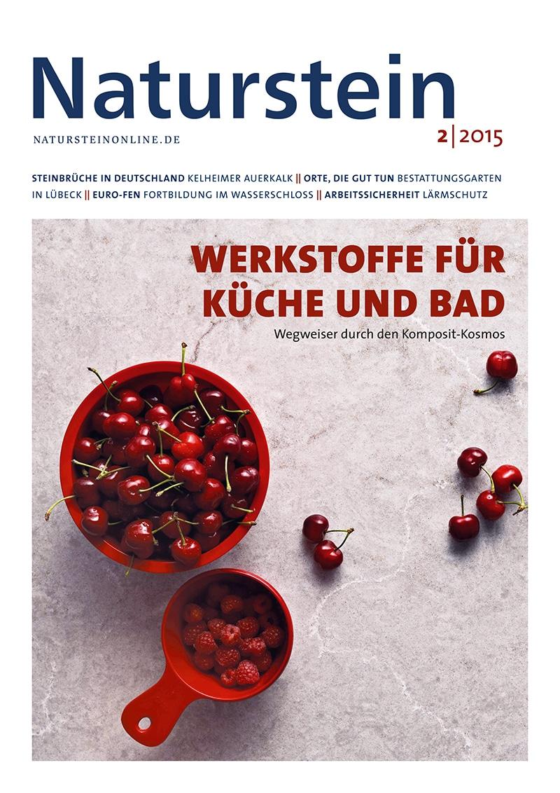 Produkt: Naturstein 02/2015 Digital