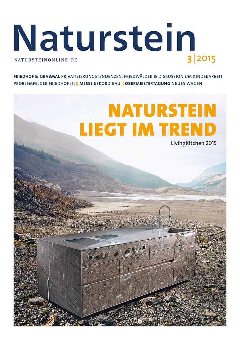 Produkt: Naturstein 03/2015 Digital