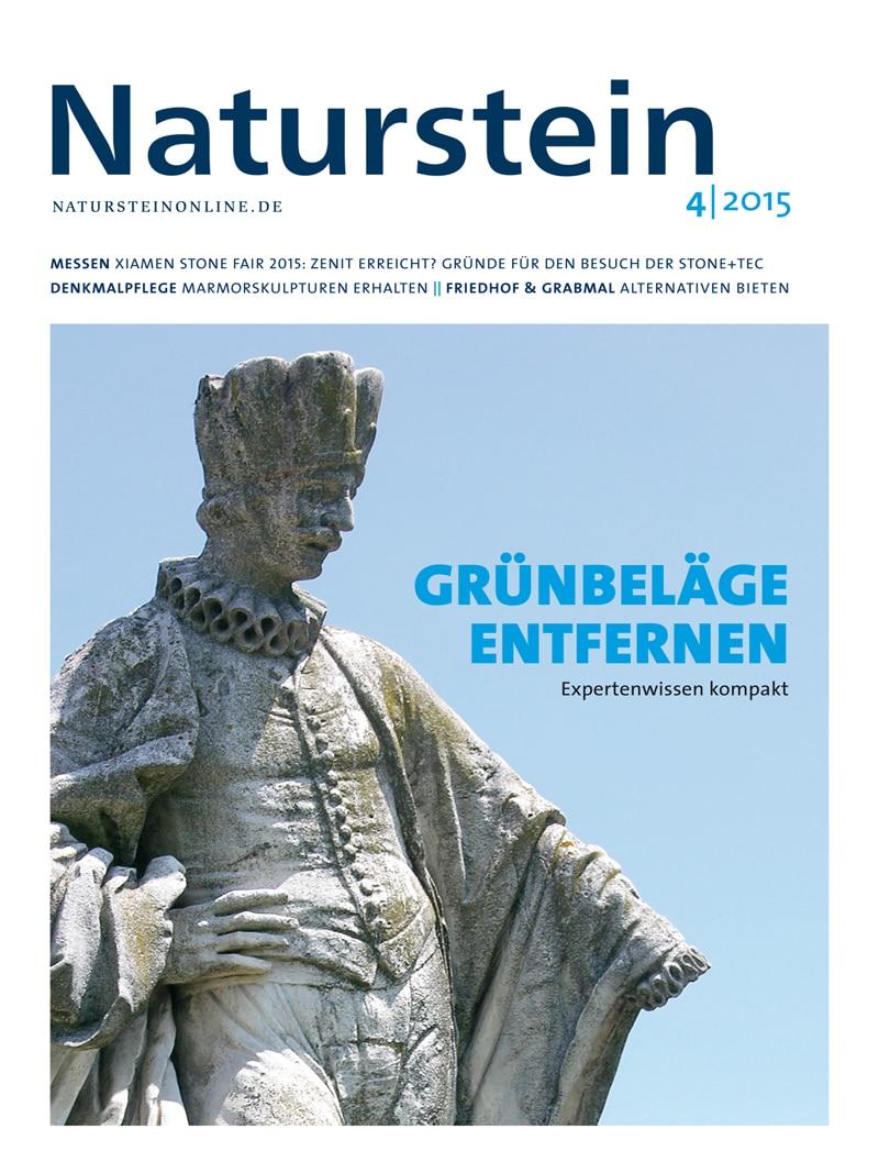 Produkt: Naturstein 04/2015 Digital
