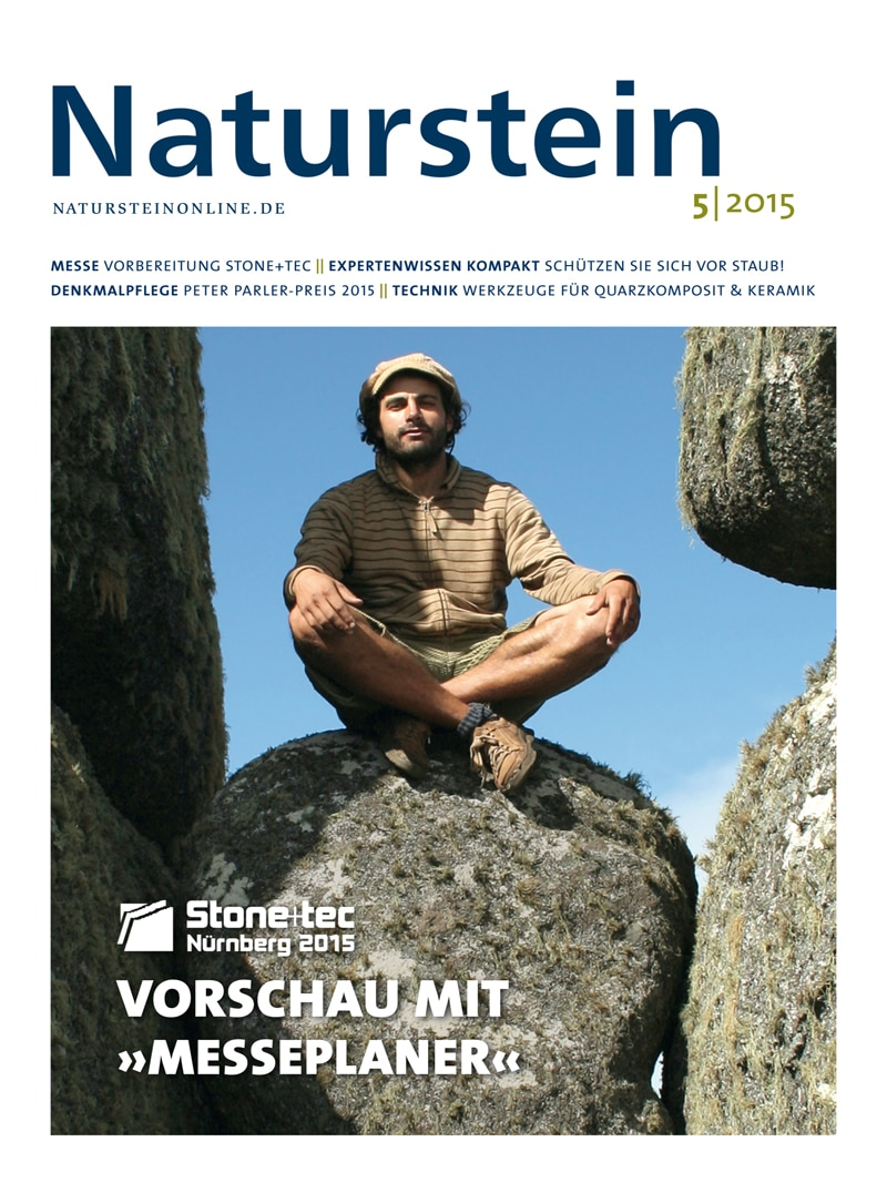 Produkt: Naturstein 05/2015 Digital