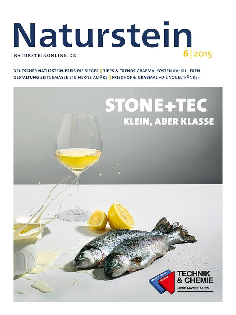 Produkt: Naturstein 06/2015 Digital