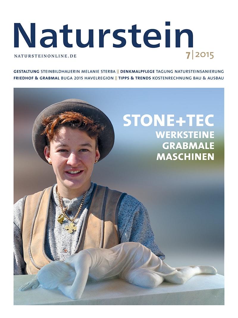 Produkt: Naturstein 07/2015 Digital