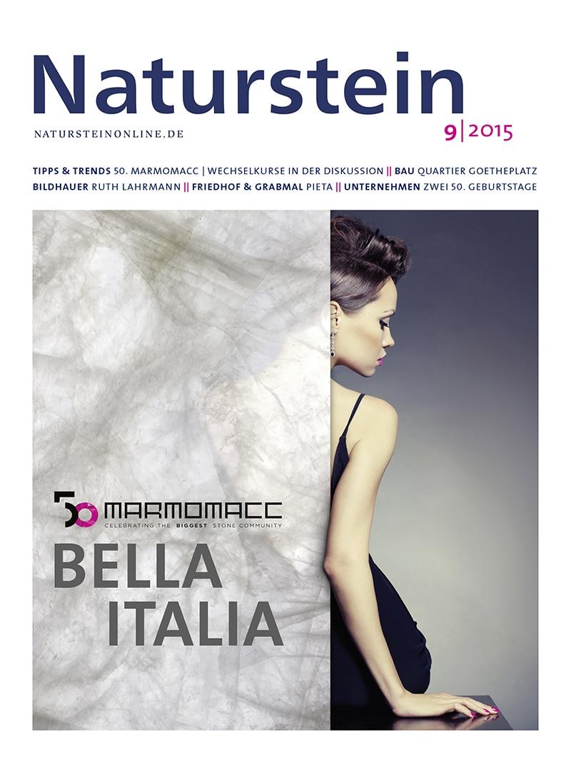 Produkt: Naturstein 09/2015 Digital