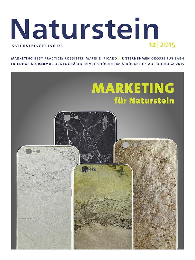 Produkt: Naturstein 12/2015 Digital