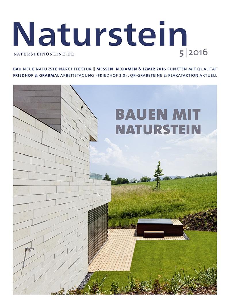 Produkt: Naturstein 05/2016 Digital