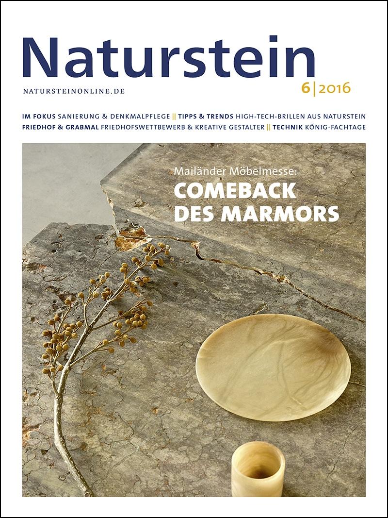 Produkt: Naturstein 06/2016 Digital