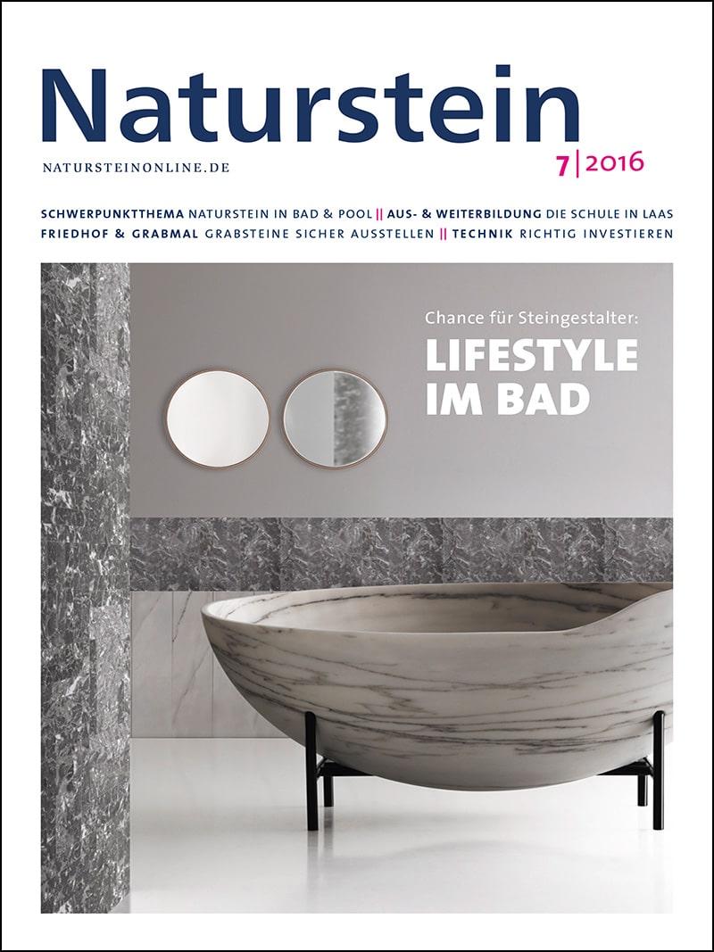 Produkt: Naturstein 07/2016 Digital