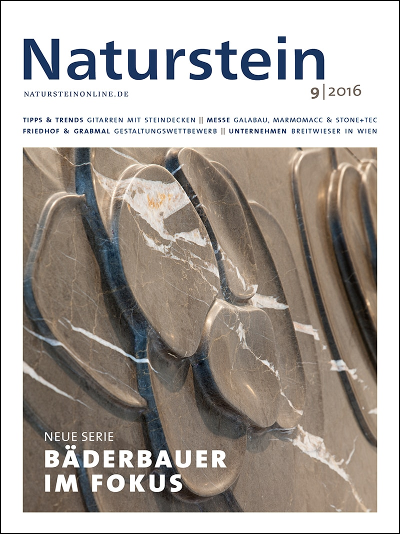 Produkt: Naturstein 09/2016 Digital