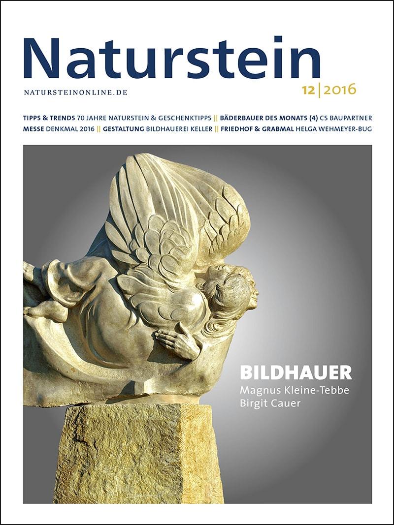 Produkt: Naturstein 12/2016 Digital