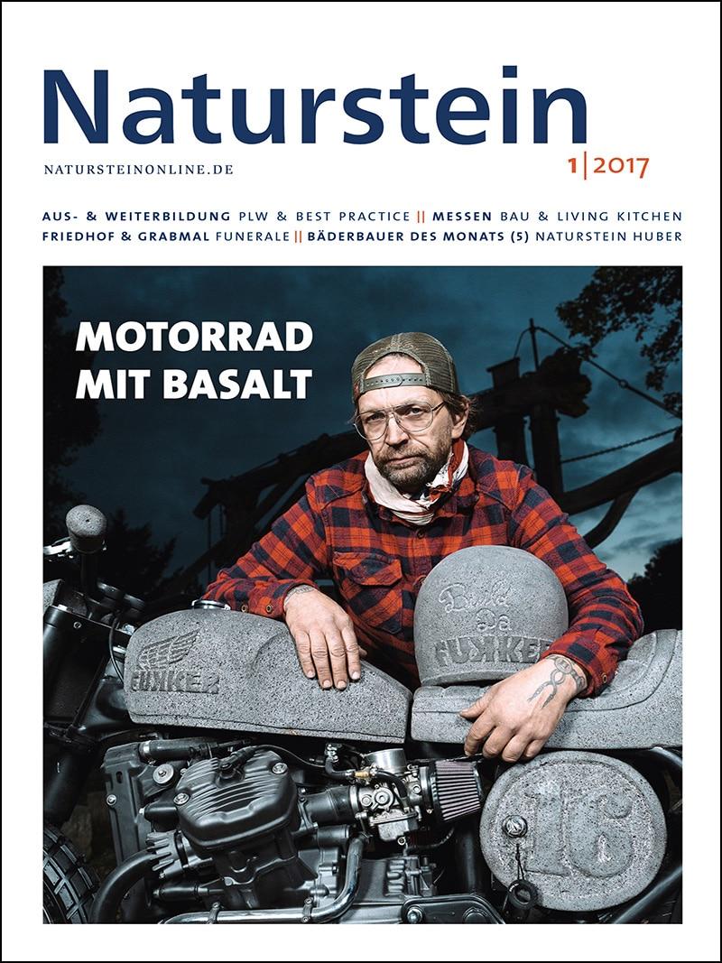 Produkt: Naturstein 01/2017 Digital