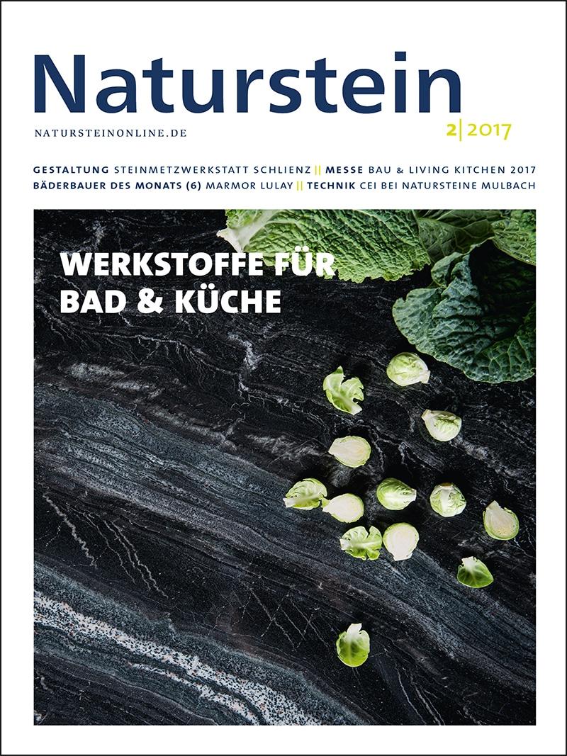 Produkt: Naturstein 02/2017 Digital