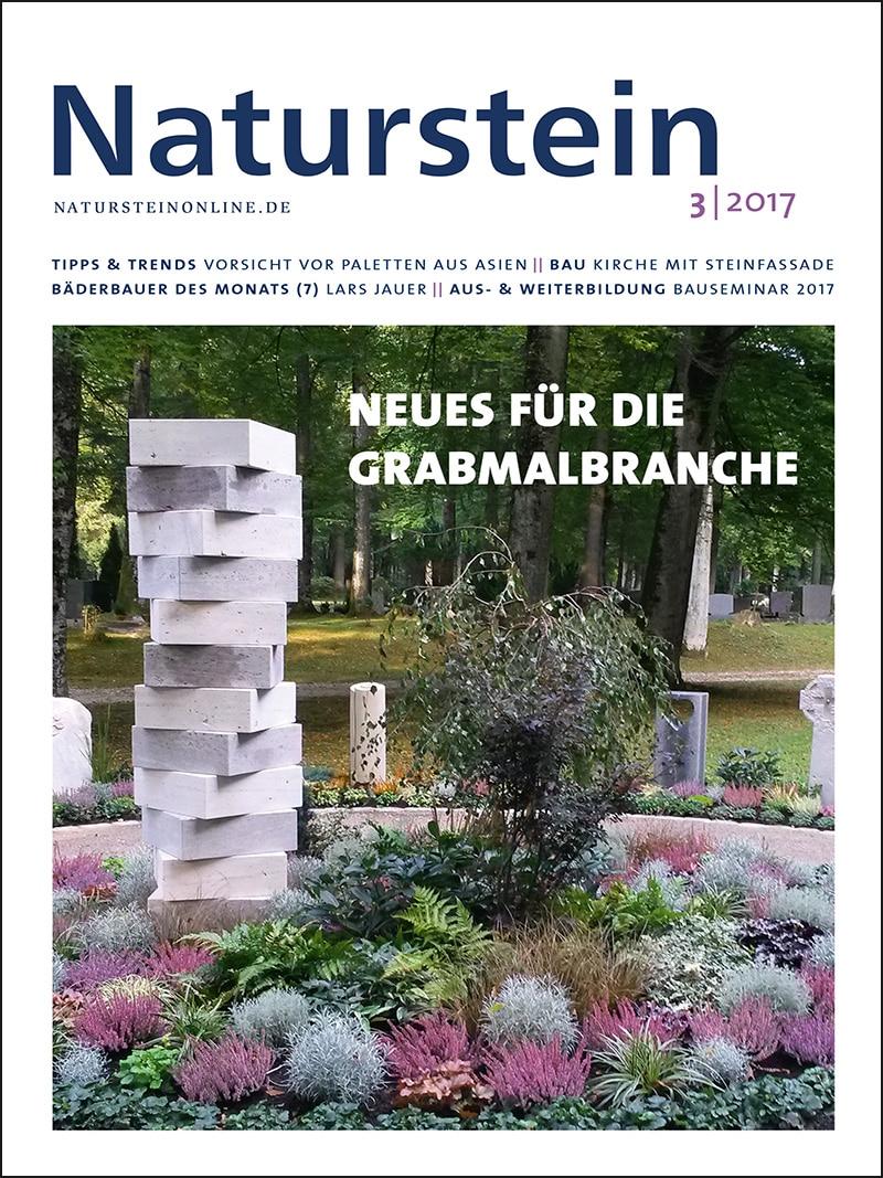 Produkt: Naturstein 03/2017 Digital