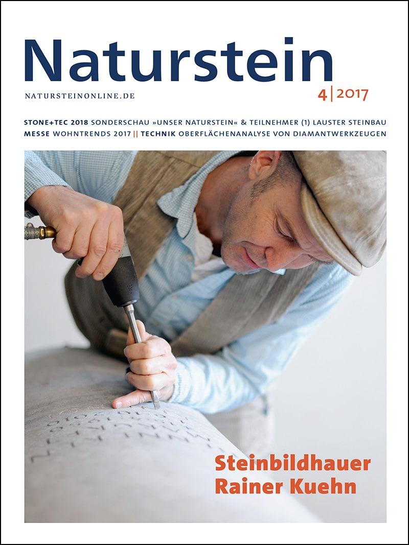 Produkt: Naturstein 04/2017 Digital