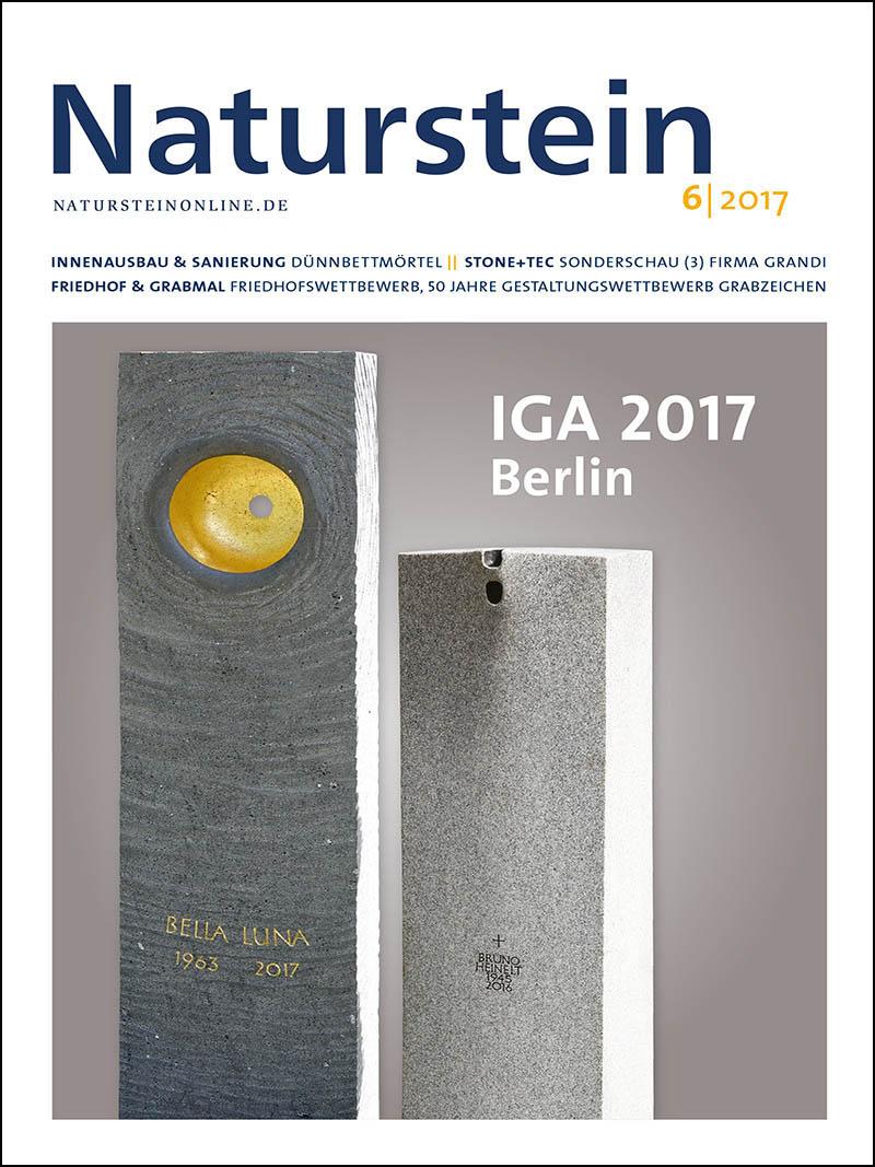 Produkt: Naturstein 06/2017 Digital