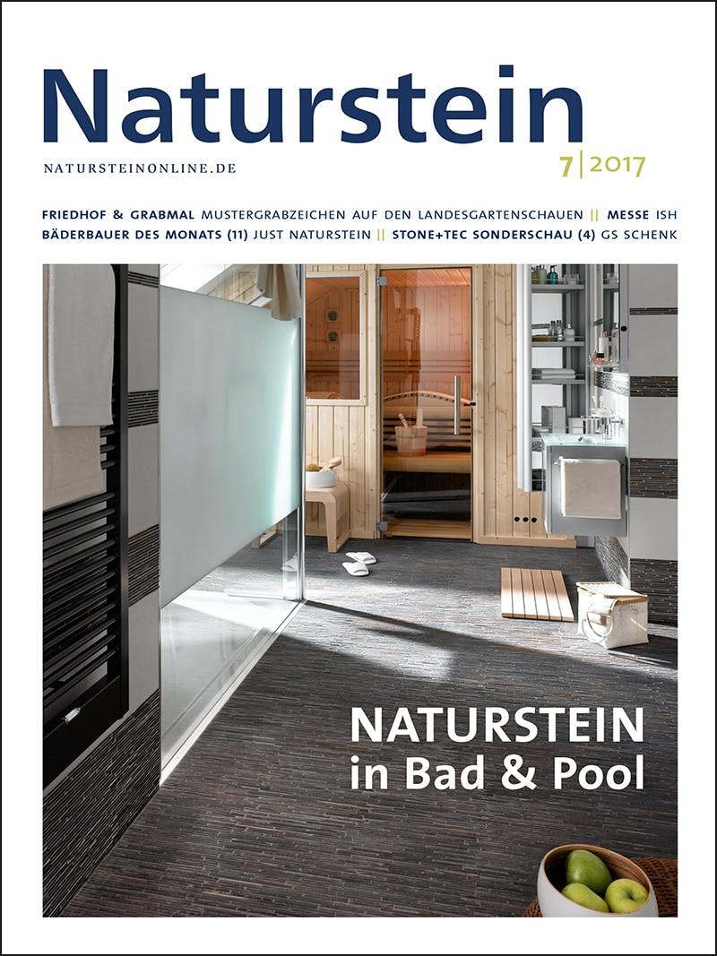 Produkt: Naturstein 07/2017 Digital