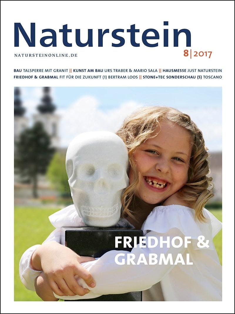 Produkt: Naturstein Digital 08/2017